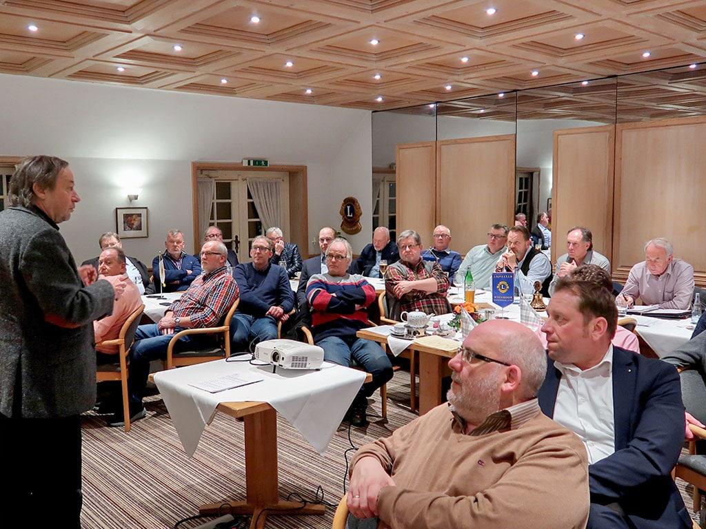 Lions Club Krummhörn Veranstaltung